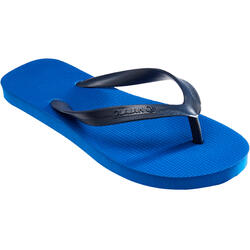 男童款夾腳拖鞋TO 100 KS-藍色