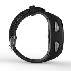 Polshartslagmeter voor hardlopen ONrhythm 900 zwart