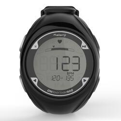 Reloj Pulsómetro Muñeca Running Kalenji Onrhythm 900 Negro