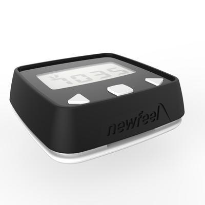 ONWALK 100 accelerometer pedometer - black
