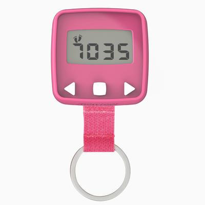 ONWALK 100 accelerometer pedometer pink