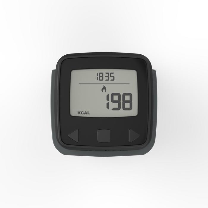 Podómetro acelerómetro ONWALK 900 negro