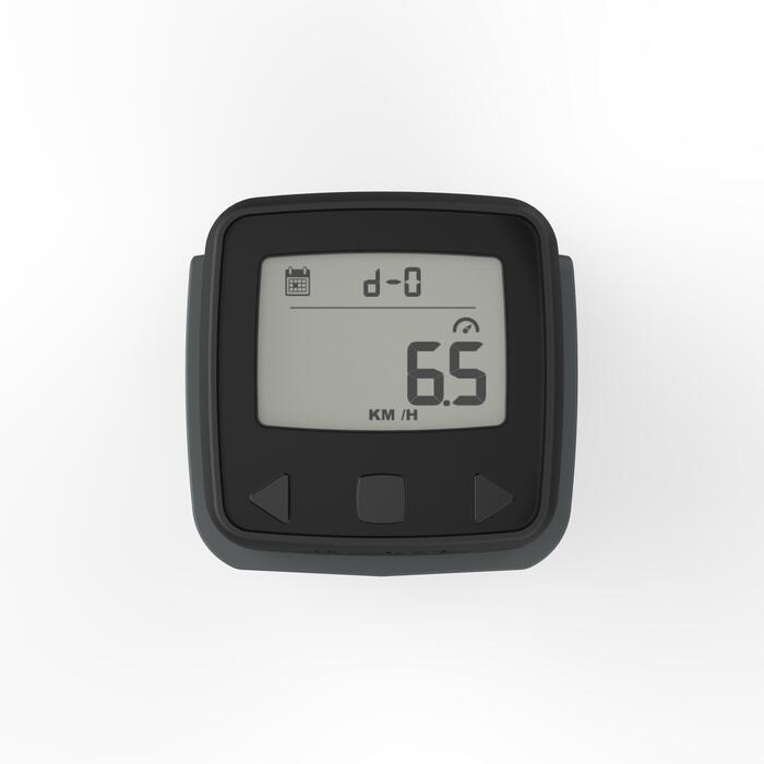 Podómetro Acelerómetro ONWALK 900 Preto