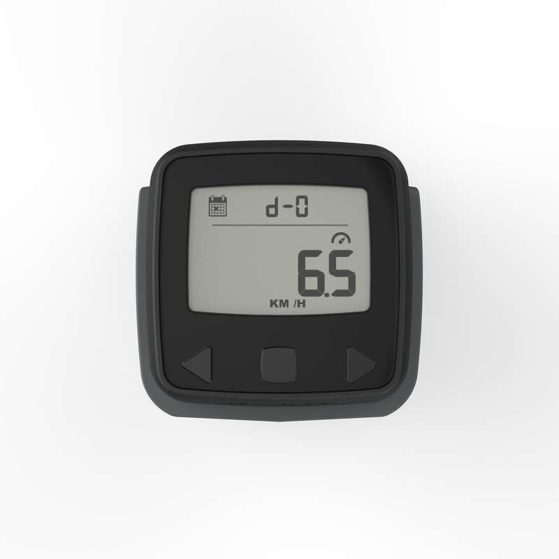 TRACKERS PEDOMETERS OR SCALES Activity Trackers - ONWALK 900 PEDOMETER BLACK NEWFEEL - Accessories