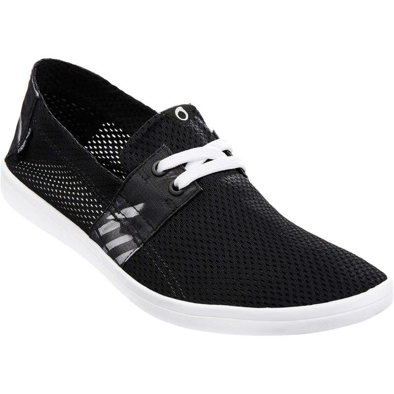 MEN'S FOOTWEAR Surf - AREETA M Tropi - Black OLAIAN - Surf Clothing