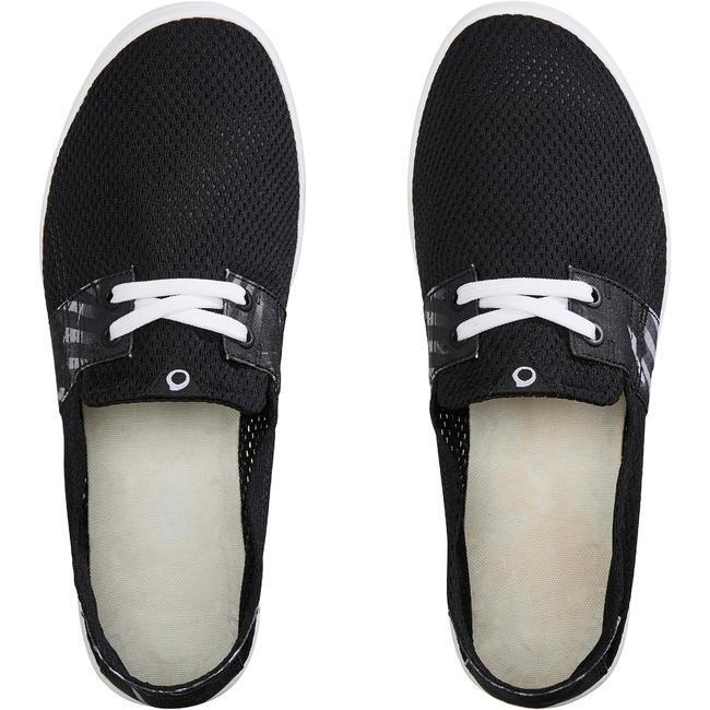MEN'S BEACH SHOES AREETA - TROPI BLACK