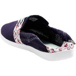 女款海灘鞋AREETA Bird-紫色