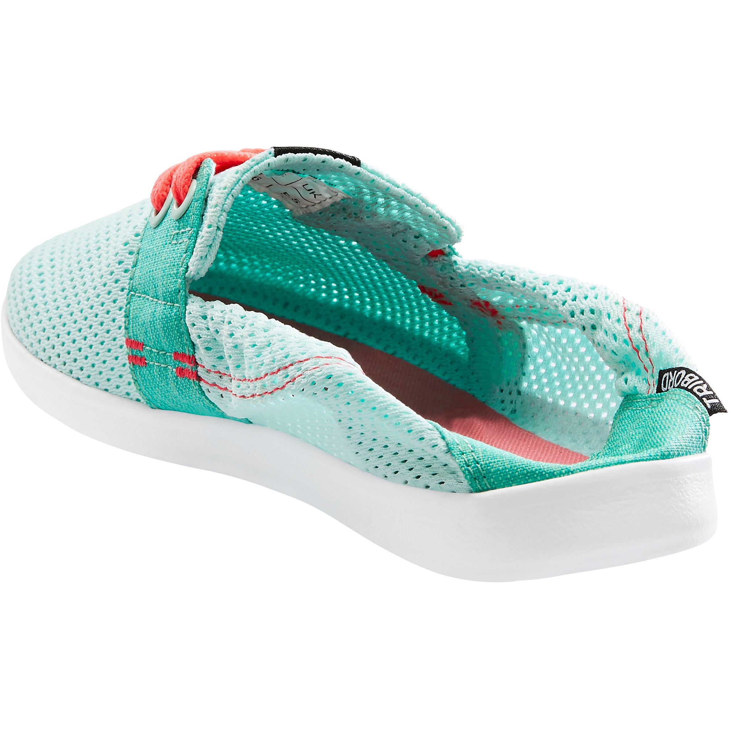 AREETA W Women's Shoes - Green