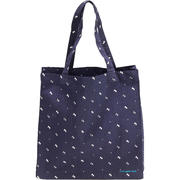 Horse Riding Cotton Grooming Bag - Navy