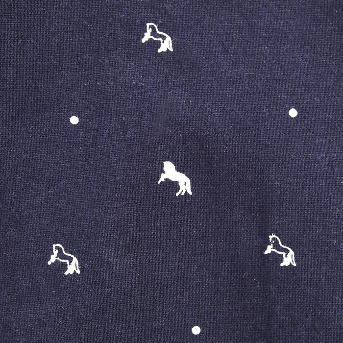 Sac de pansage équitation en coton - 1290494