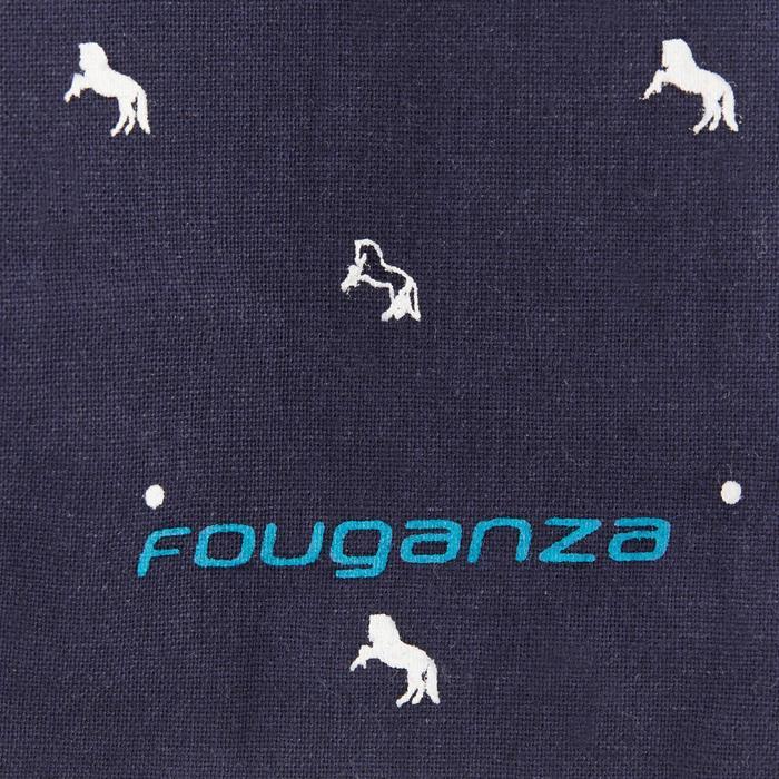 Sac de pansage équitation en coton - 1290496