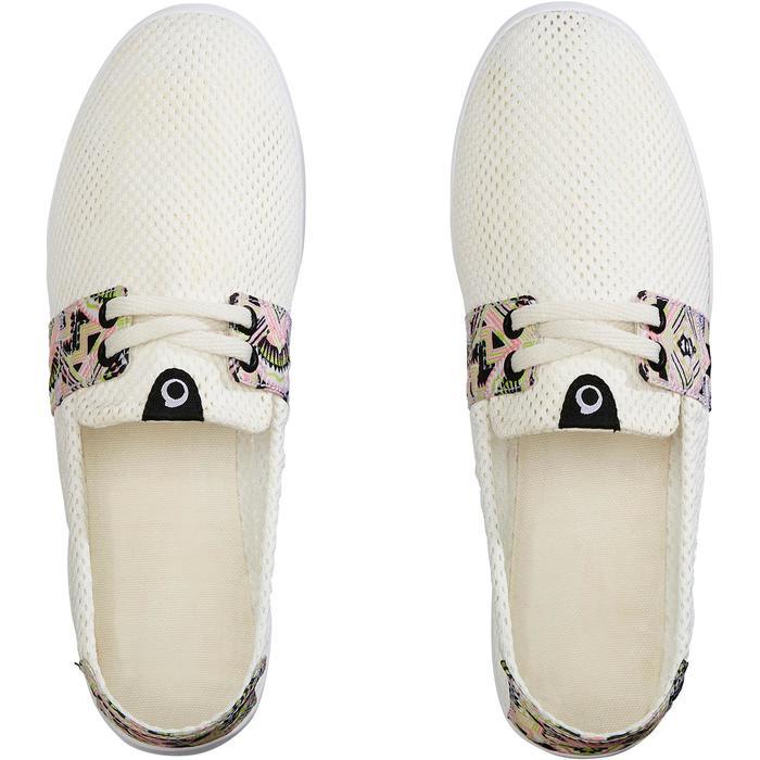 Zapatillas Mujer AREETA W Longi Blanco