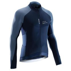 MAILLOT VELO ROUTE MANCHES LONGUES HOMME CYCLOTOURISTE 900