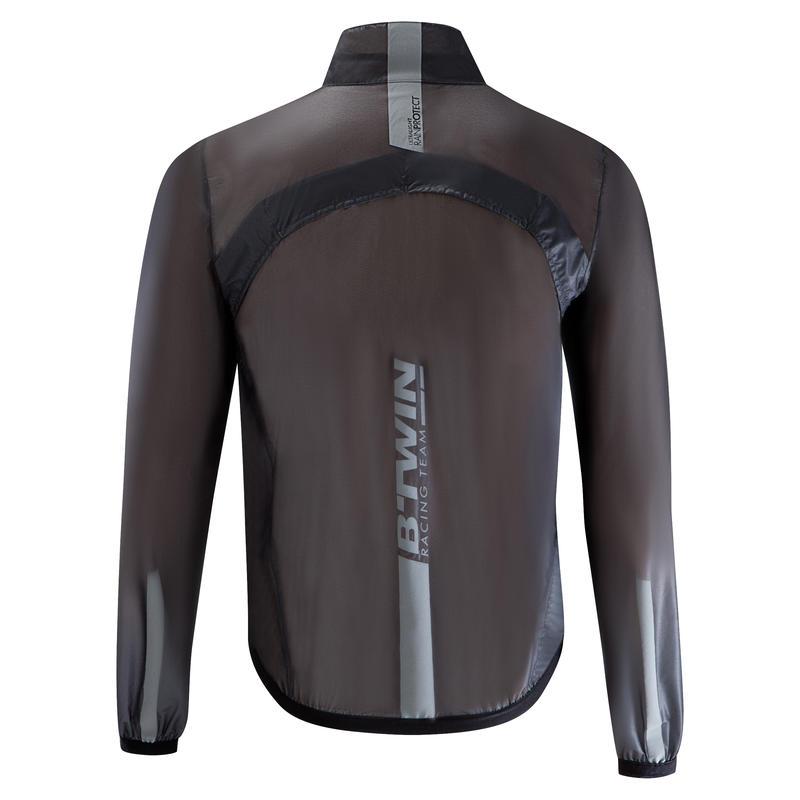 เสื้อกันฝนสำหรับปั่นจักรยานรุ่น Ultralight Sport Road