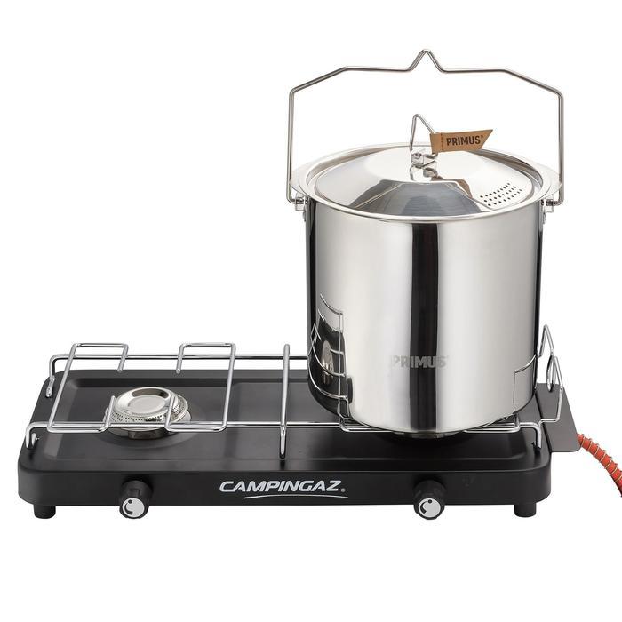 Olla campamento itinerante Campfire Pot acero inoxidable 5 litros