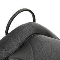 Bardette synthétique équipée équitation poney 100 noir
