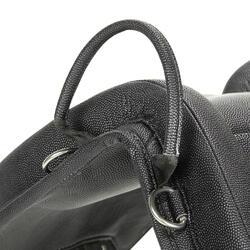 Compleet synthetisch ponyzadel 100 zwart