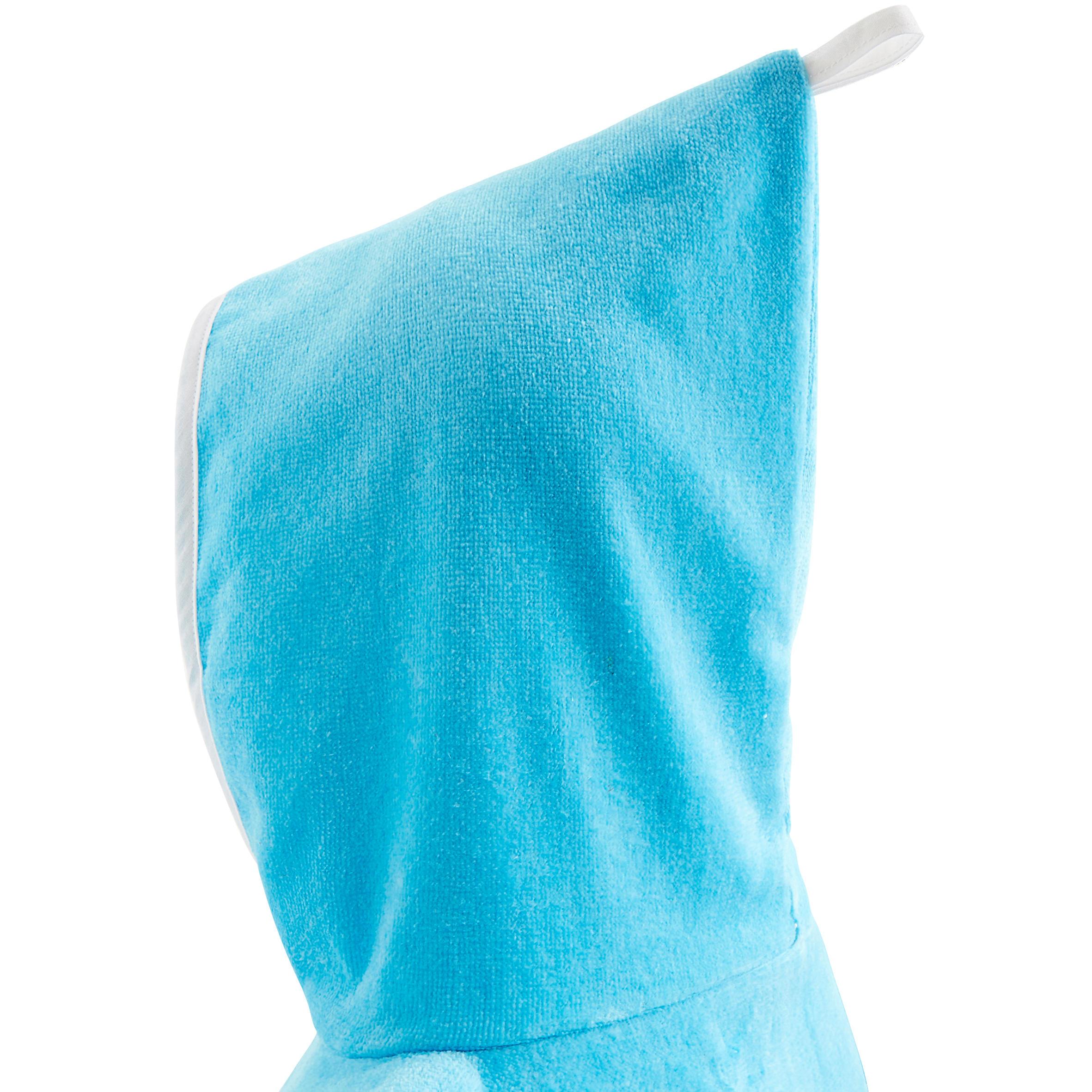 PONCHO SURF ENFANT 110 à 125 cm Octo Bleu