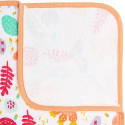 兒童款衝浪斗篷(適合110 到125 cm使用)-花草款