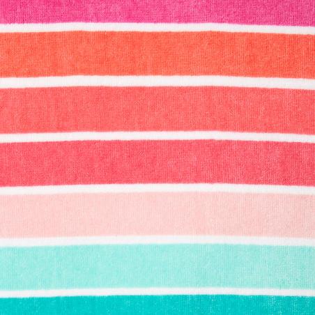 JUNIOR SURF PONCHO 125 to 150 cm Stripes