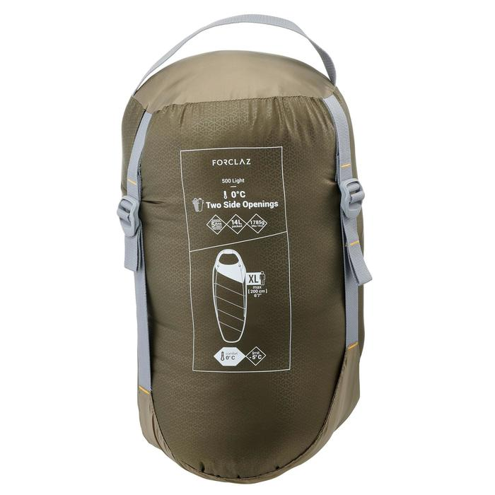 Sac de couchage de trek 500 0° light - 1290821