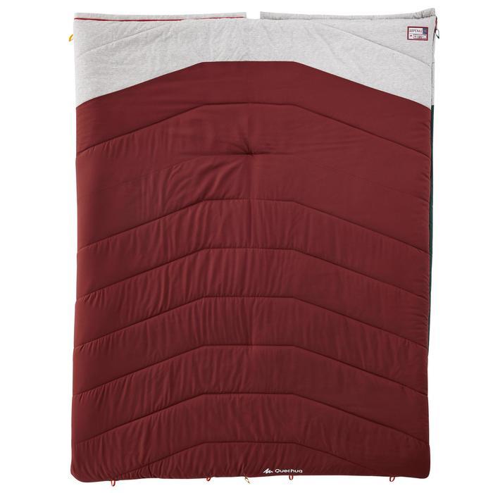 Sac de couchage de camping ARPENAZ 0° - 1290822