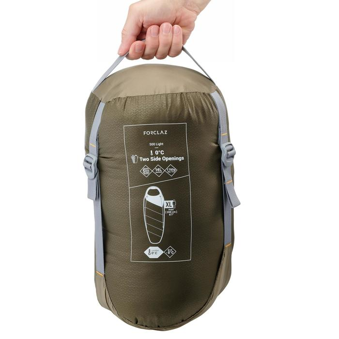Sac de couchage de trek 500 0° light - 1290841