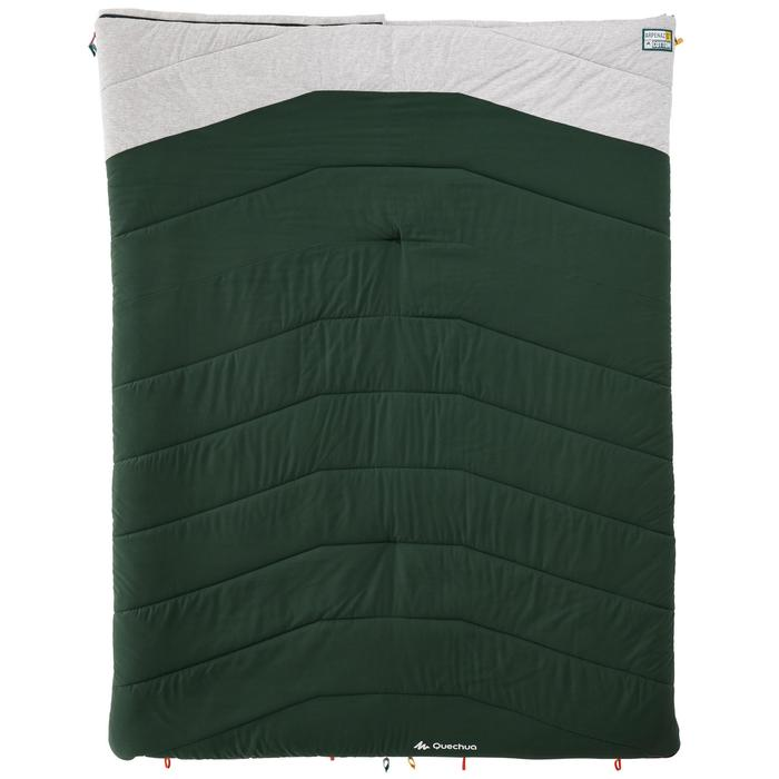 Sac de couchage de camping ARPENAZ 0°