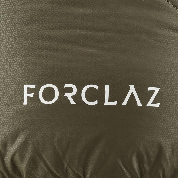 Trekkingslaapzak Forclaz 0/5° Ultralight - 1290875