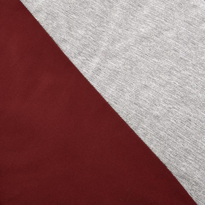 Slaapzak Arpenaz - Katoenen - 0°C - rood