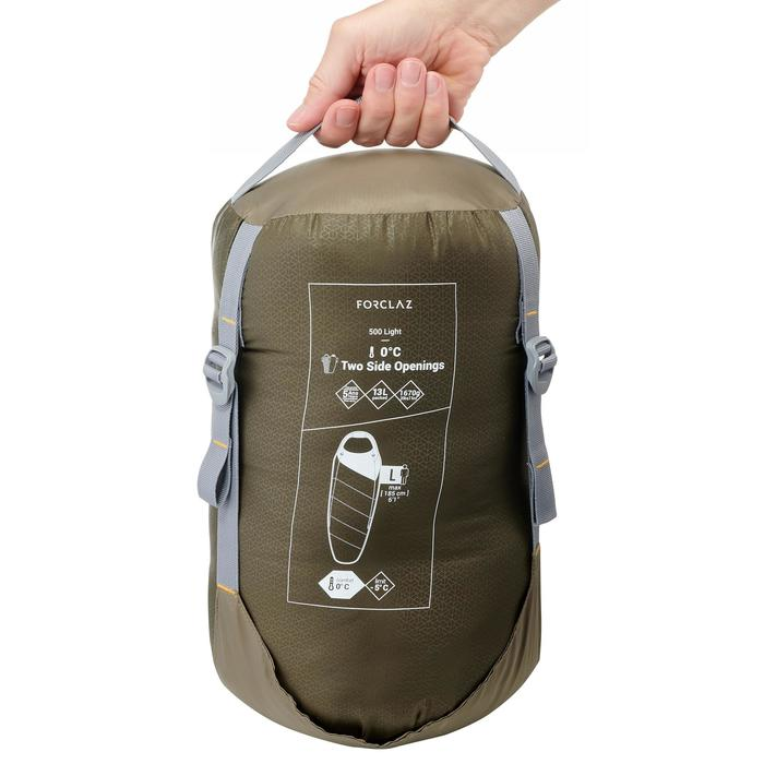 Sac de couchage de trek 500 0° light - 1290923