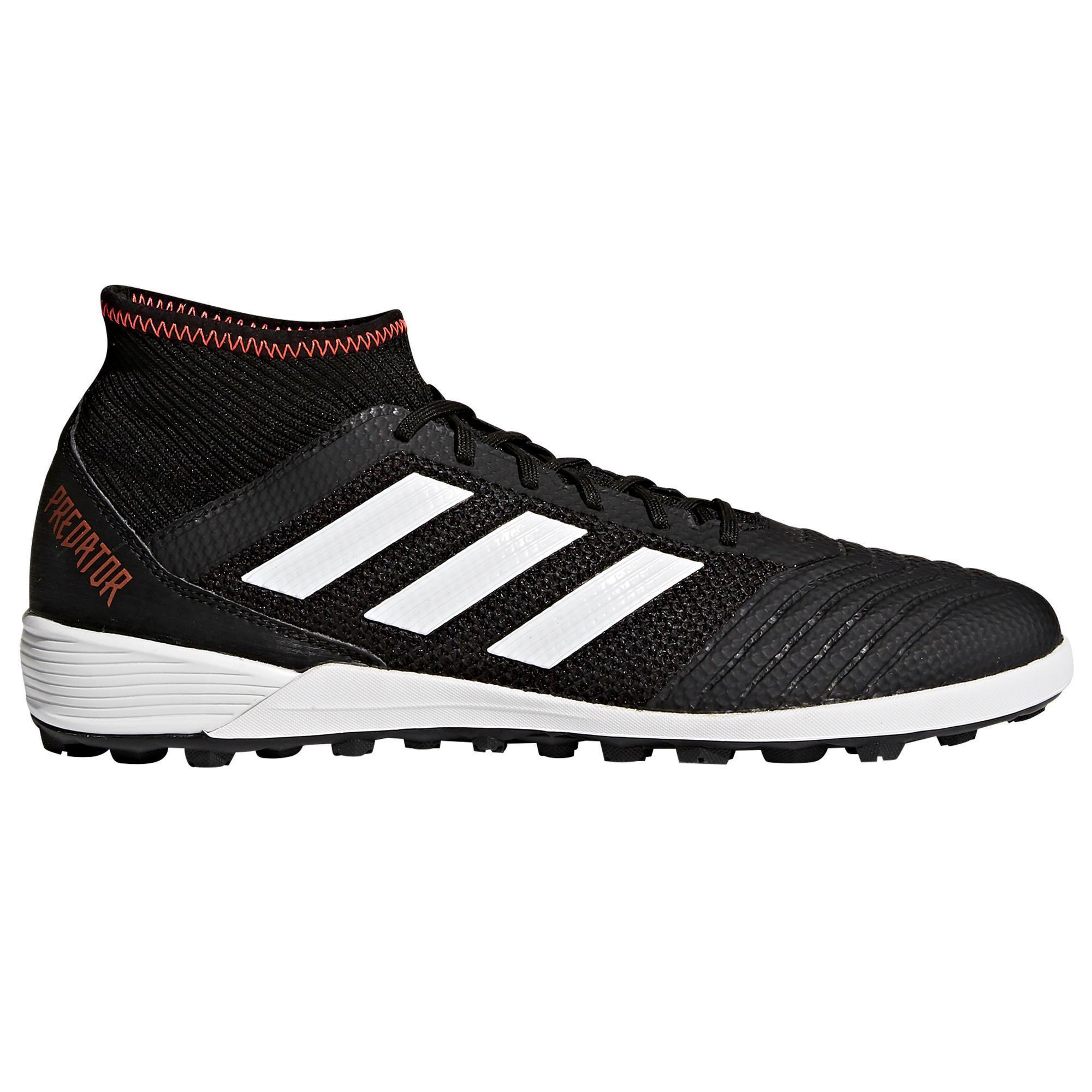 2375114 Adidas Voetbalschoenen kind Predator Tango 18.3 TF zwart