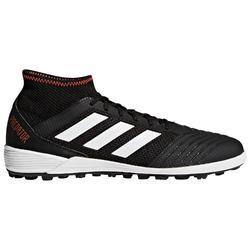 Voetbalschoenen voor volwassenen Predator 18.3 TF zwart