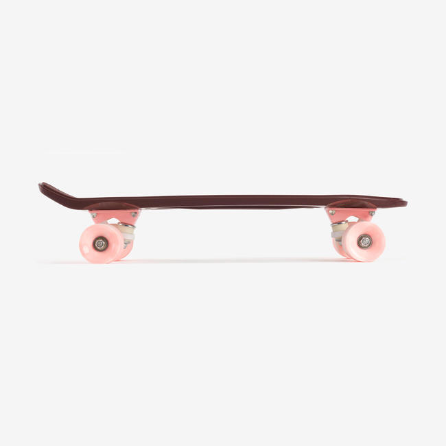 Yamba Cruiser Skateboard - Burgundy