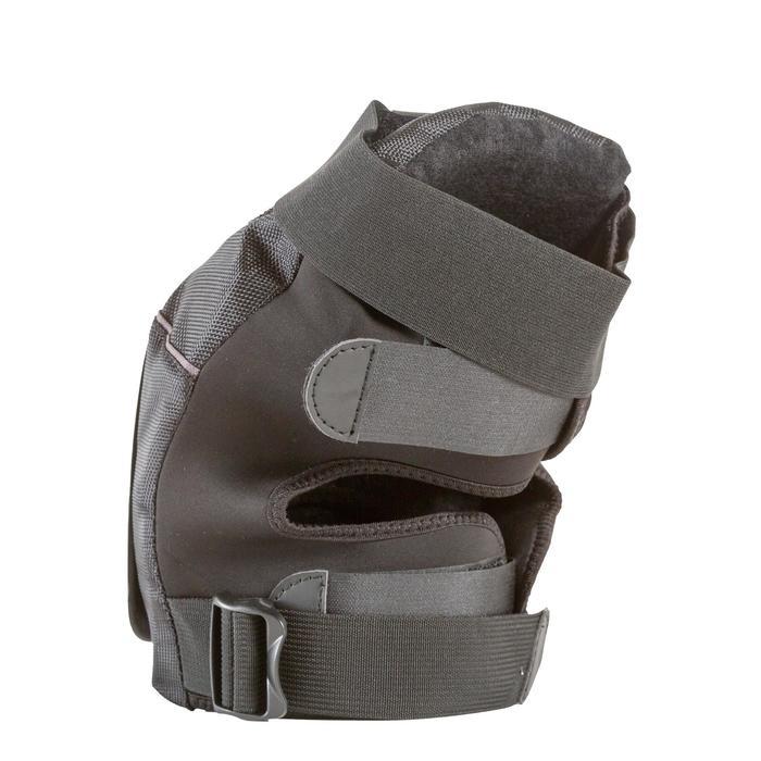 Protecciones Rodilla Skate Patinete Patinaje ENNUI Aly Knee Pads Adulto Negro