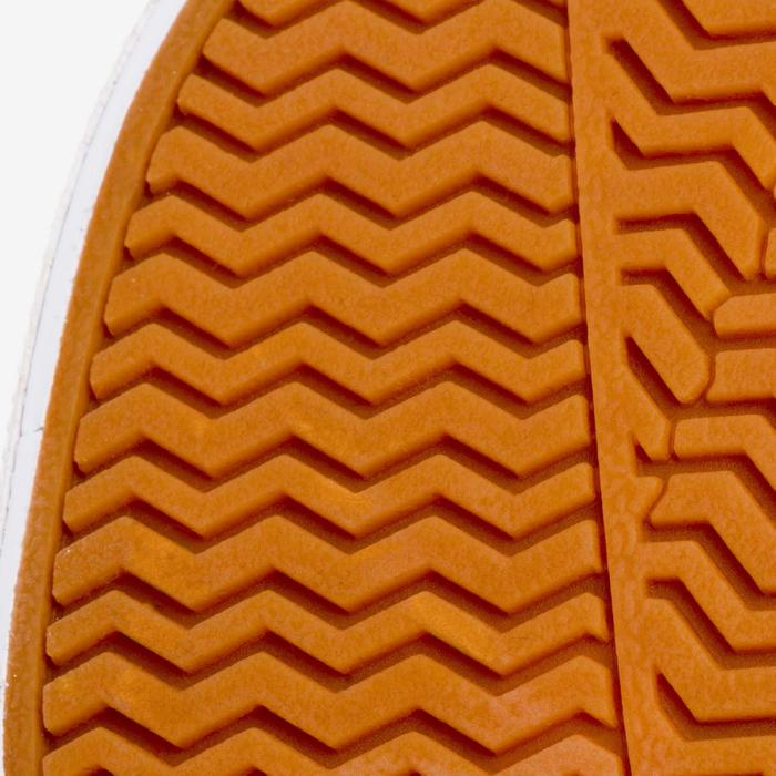 Chaussures basses skateboard-longboard adulte VULCA CANVAS L allover pois - 1290988