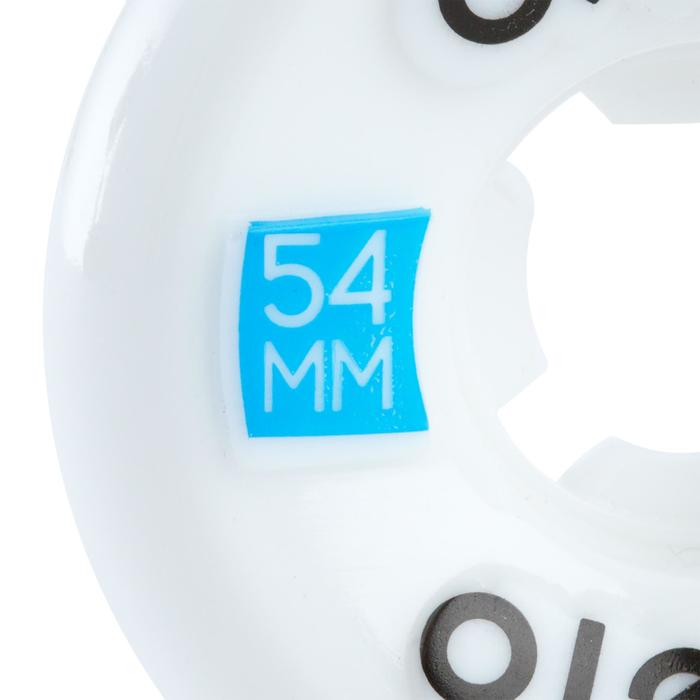 4 ROUES DE SKATEBOARD DE 54mm101A - 1291136