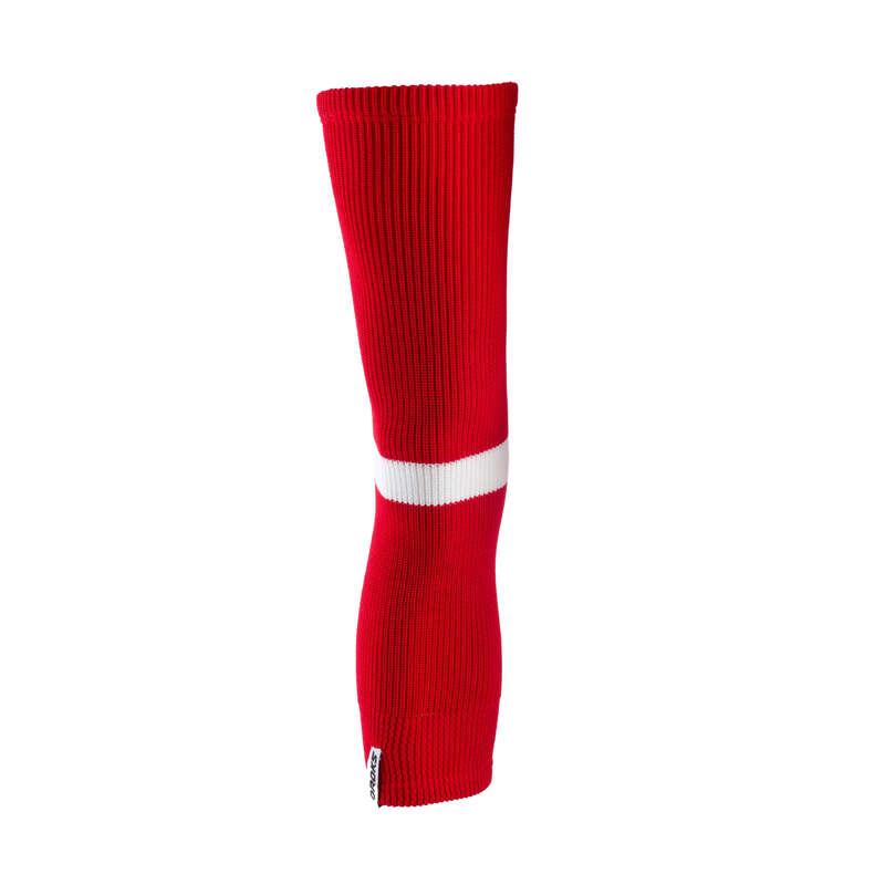 ATTREZZATURA HOCKEY CLUB JR Monopattini, Roller, Skate - Calze hockey bambino rosse OROKS - Accessori giocatore