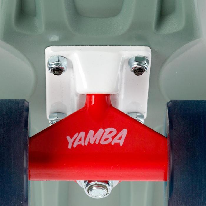 Cruiser Skateboard YAMBA Caqui