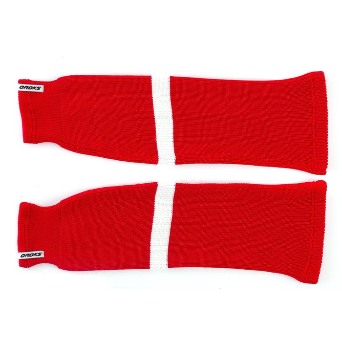 Hockey sleeves volwassenen rood