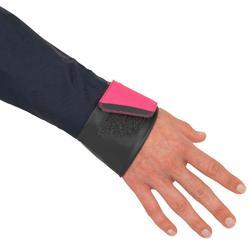 Spraytop voor sportzeilen dames S500 donkerblauw/roze