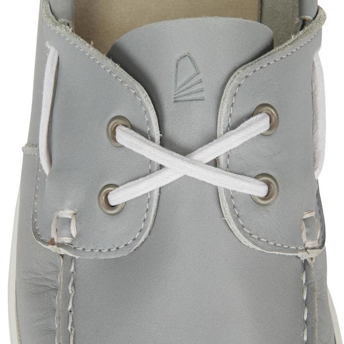Chaussures bateau cuir homme CR500 - 1291364