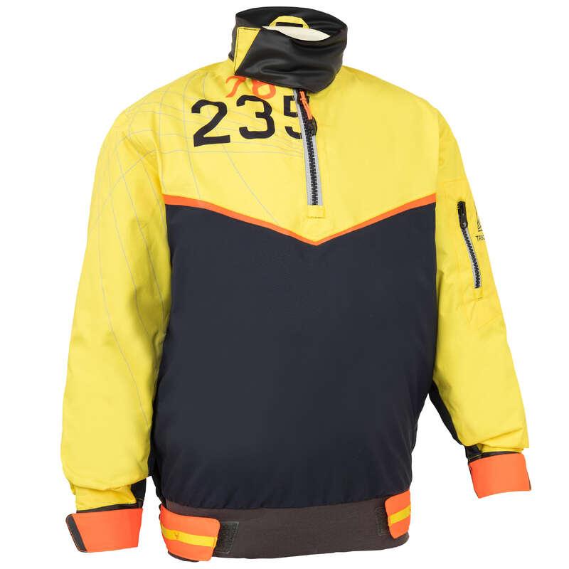 Gyerek dingi ruházat Vitorlázás, hajózás, dingi - Kabát vitorlázáshoz 500as TRIBORD - Katamarán, dingi, windszörf
