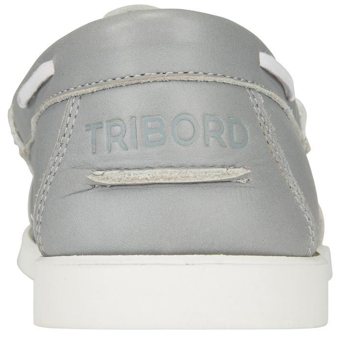 Chaussures bateau cuir homme CR500 - 1291486
