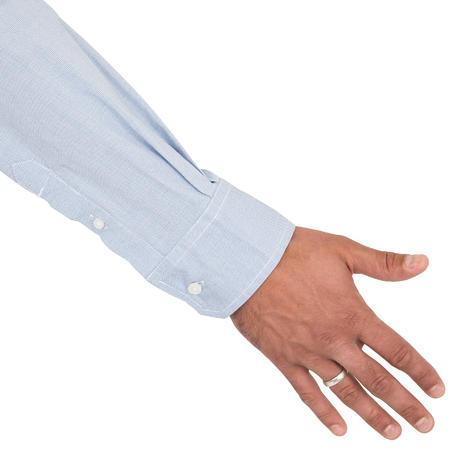 """Vīriešu burāšanas krekls """"100"""", zils"""