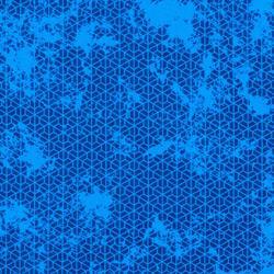 登山健行多功能頭巾TREK 100 - 藍色