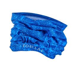 Veelzijdige hoofdband voor bergtrekking Trek 500 blauw