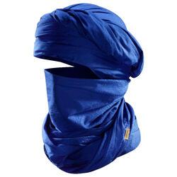 沙漠健行圍巾Desert 500-藍色