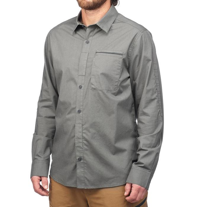 Chemise manches longues TRAVEL 500 MODUL Homme - 1291733