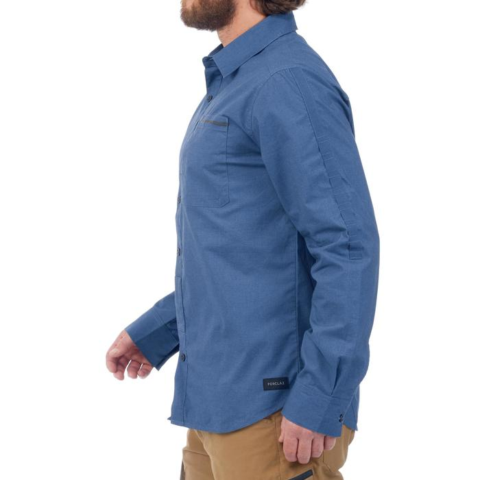 Chemise manches longues TRAVEL 500 MODUL Homme - 1291791